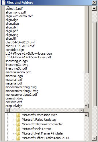 FormView dialog vertical scrollbar